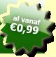 Je eigen kerstkaart nu al vanaf € 0,99!